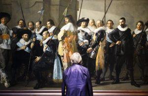 Visit the Rijksmuseum in Amsterdam