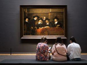 De schilderijen van de Hollandse Meesters