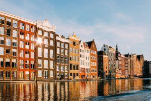 Rondleiding over de grachten van Amsterdam