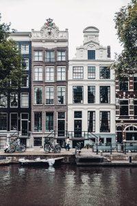 Toer over de Wallen in Amsterdam
