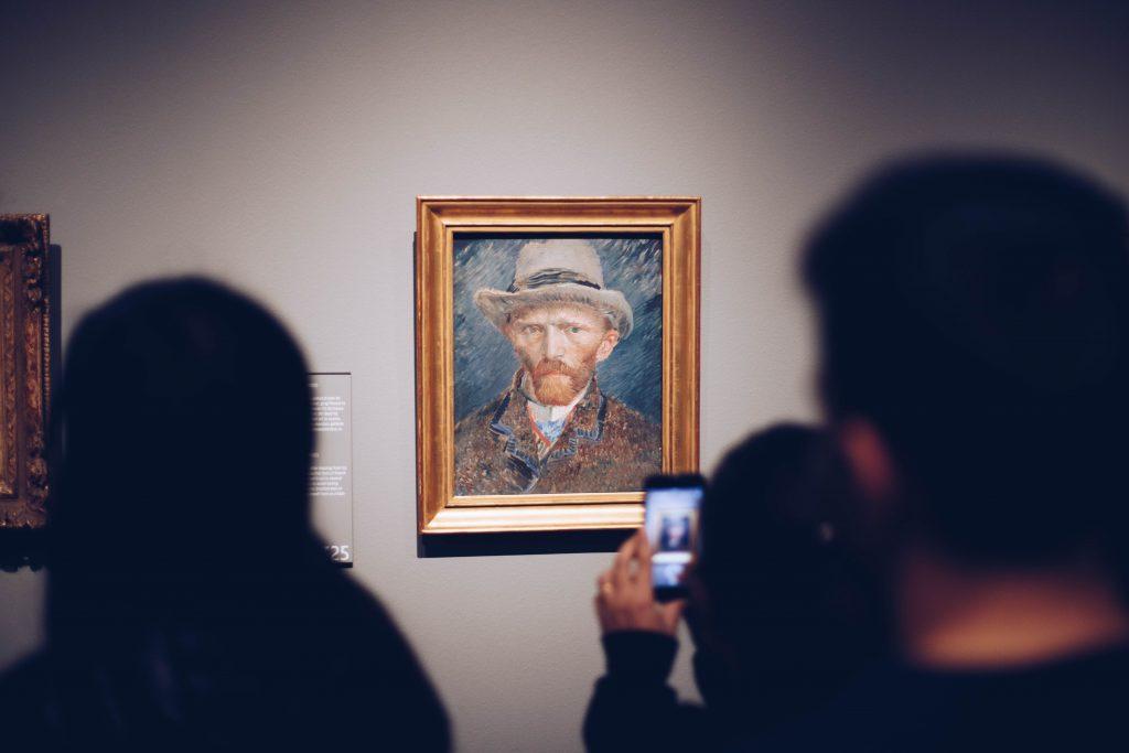 Wie was Van Gogh?